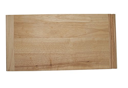(Omega National Rubberwood Bread Board 3/4 x 18 x 23-1/2)
