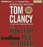 The Hunt for Red October[HUNT FOR RED OCTOBER 14D][UNABRIDGED][Compact Disc]