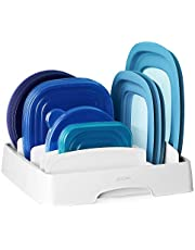 YouCopia Storalid Food Container Lid Organizer