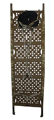 MULTICAM R-LIFT (Litter, Carrier with shoulder & waist straps and Poles) by MATBOCK