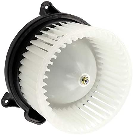 A/C Heater Blower Motor Air Conditioning And Heating Fit for 2005-2019 Nissan Frontier, 2005-2012 Nissan Pathfinder, 2005-2015 Nissan Xterra Replaces 27226-EA010 700175