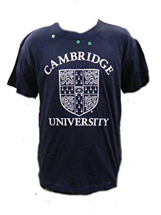 Cambridge University - Camiseta - para Hombre: Amazon.es: Ropa y accesorios