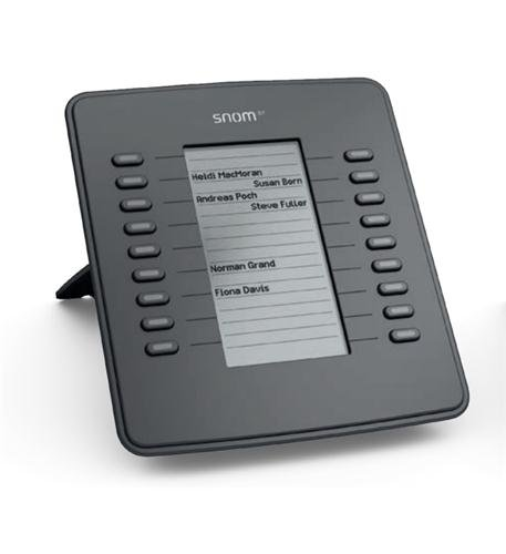 Snom 3924 D7 Expansion Module VoIP Phone and Device by Snom