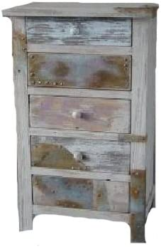 Oriental Furniture One Drawer Calligraphy Cabinet