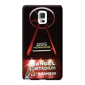 Beverly-Barger Case Cover Protector Specially Made For Sumsang Galaxy Note 4 Los Angeles Angels Of Anaheim