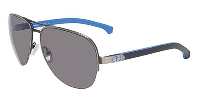 Calvin Klein Jeans - Gafas de sol - para hombre negro/azul ...