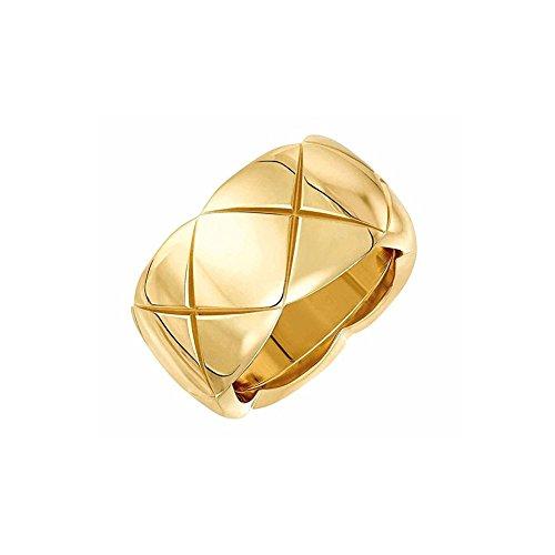Shally Stainless Steel Eternity Wedding 10MM Band Ring Elegant Designed Engagement Ring Sizes 6 - 9 Photo #3