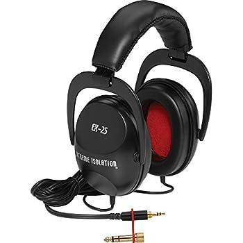 Direct Sound Headphones EX-25 Extreme Isolation Stereo Headphones