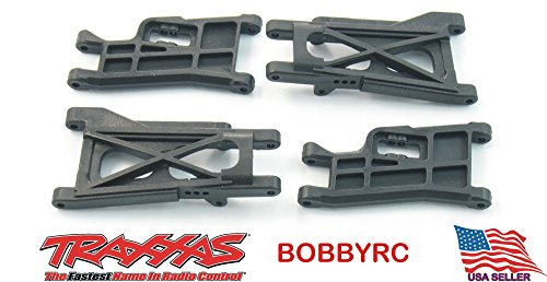 Bobbyrc Slash 58034-2 Front & Rear Suspension A-Arms Arm 2555 & 3631Traxxas