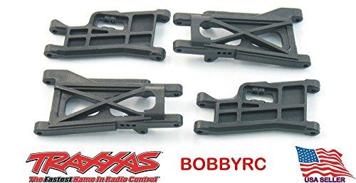 Bobbyrc Slash 58034-2 Front & Rear Suspension A-Arms Arm 2555 & 3631Traxxas