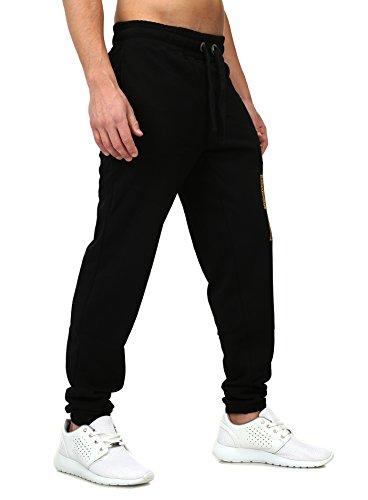 Lonsdale London Uomo Pantaloni / Pantalone ginnico Goole