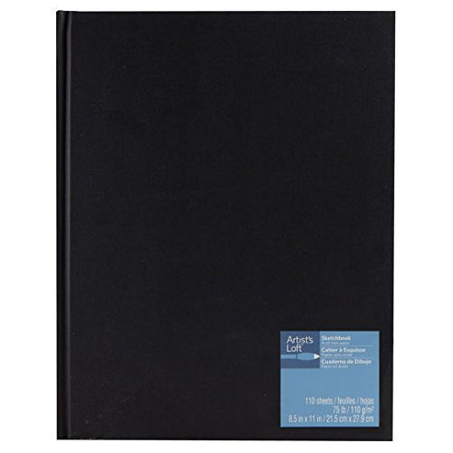 """Artist's Loft Hardbound Sketchbook, 8.5"""" x 11"""""""