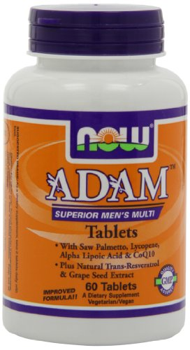 NOW Adam Superior Multivitamin Tablets product image