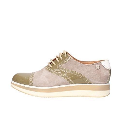 Jackal Scamosciata Donna Pelle Sneaker Beige Oq8rOUp