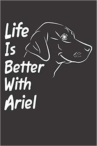 Dog lover ariel The Dog