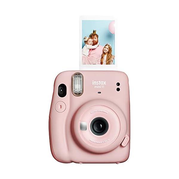 RetinaPix Fujifilm Instax Mini 11 Instant Camera (Blush Pink)