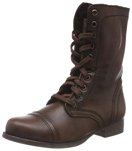 Boot Leather Stivaletti Brown Donna cognac Troopa 247 Madden Ankle Steve tOwPqUg