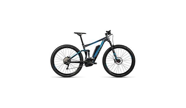 Bicicleta eléctrica CUBE Stereo Hybrid 120 Race 500 HPA 27,5 2016-20