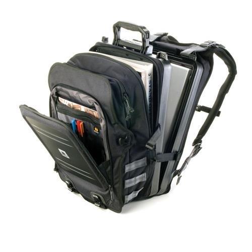 Pelican U100 Elite Backpack With Laptop Storage (Black) ()