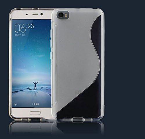FUNDA DE GEL TPU S LINE RESISTENTE para Xiaomi Mi5 color ...