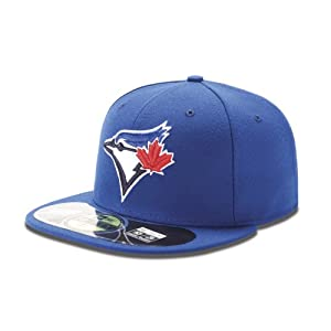 MLB Toronto Blue Jays Game AC On Field 59Fifty Fitted Cap-758