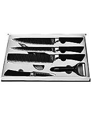 مجموعة سكاكين المطبخ 6 قطع من مجموعة سكين المطبخ الحاد جدا