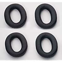 Pack of 4 Bose A20 Headset Ear Cushions Replacement Assembly (2 Pairs)