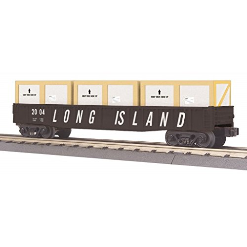 MTH MTH3072173 O-27 Gondola w/Crates, LIRR, used for sale  Delivered anywhere in USA