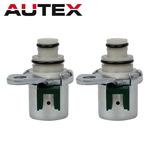 Auto Transmission Repair (AUTEX 4F27E Transmission Shift Solenoid Auto Control A&B Repair Kit Set for 1999 2000 2001 2002 2003 2004 and up Ford Focus Mazda Protege, Pack of 2 XS4Z-7H148-AA)