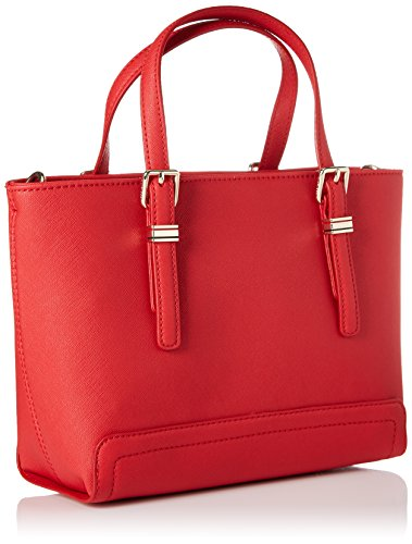 Rouge Red Small Tote Honey Hilfiger Tommy Tommy Cabas xXqgzFq