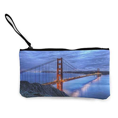 Clutchs Beach Scenery Handbag Wristlet Bag Small Purse Kids,child,boys,