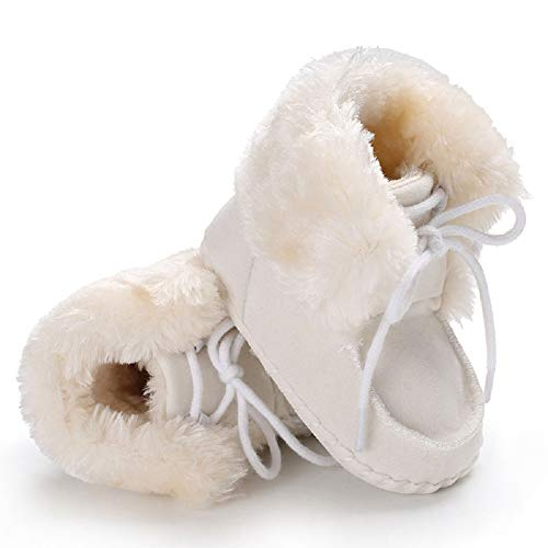 Pictures of Fnnetiana Newborn Baby Warm Winter Snow Boots 8