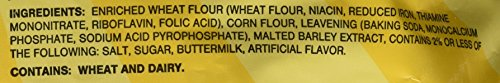Carbon's Golden Malted Original Waffle and Pancake Flour, 32 Ounce (Pack of 3) by Carbon's Golden Malted (Image #3)