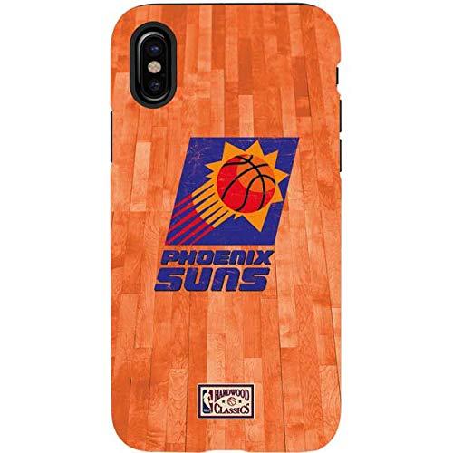 newest 9b7c3 94fbf Amazon.com: Phoenix Suns Hardwood Classics iPhone XS Case ...