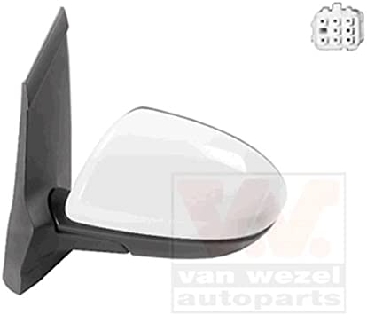 Van Wezel 1620804 Espejos Exteriores para Autom/óviles