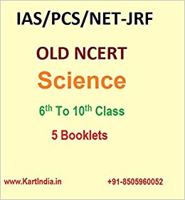 ncert 6th class science book