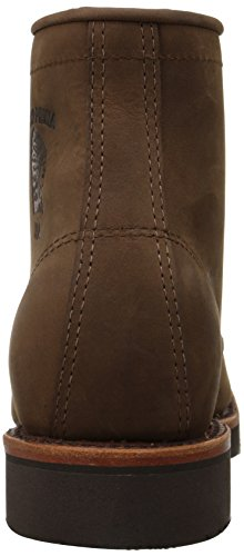 "Chippewa Men's 6"" Rugged Handcrafted Lace-Up Boot"