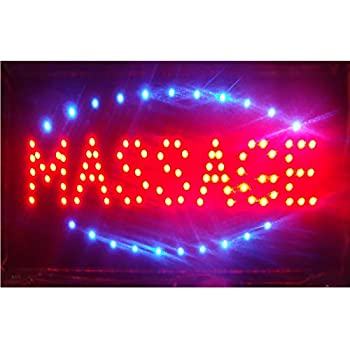 CHENXI Massage Spa Thai Massage store open signs hot sale 48 ...