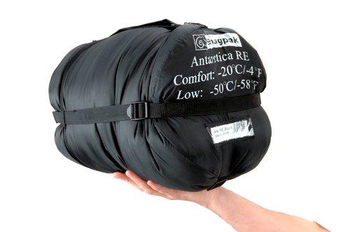 Pro Force Snugpak Softie 18 Antarctica RE B013MBVLJM  ブラック