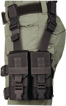BLACKHAWK! Thigh Rig - Black