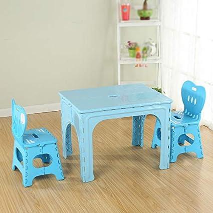 Folding table and chair Mesa Y Sillas Plegables para NiñOs ...