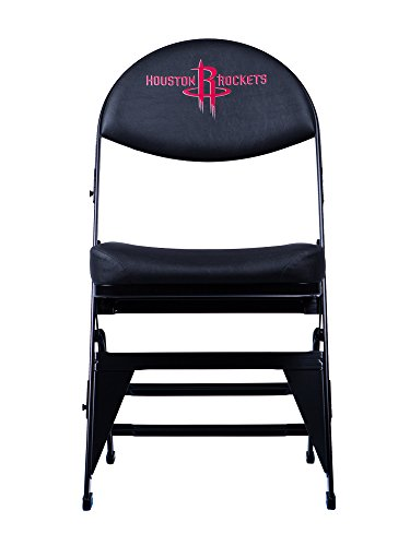 Spec Seats Official NBA Licensed X-Frame Courtside Seat Houston Rockets by Spec Seats