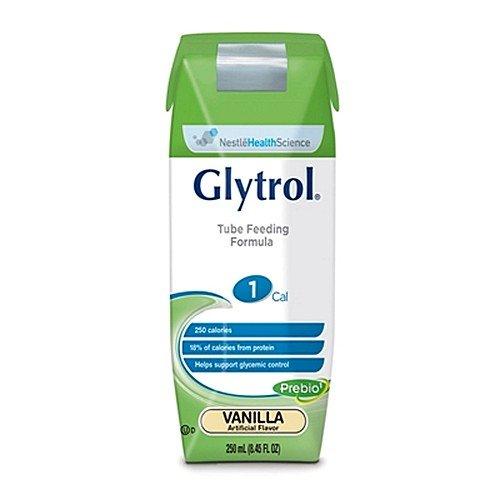 Nestle Glytrol Vanilla 250 ml
