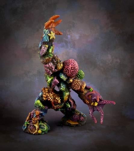 Golem Miniatures - Coral Golem 77628