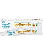 Organic Children - Toothpaste - Mandarin & Aloe Vera - 50ml (Case of 12)