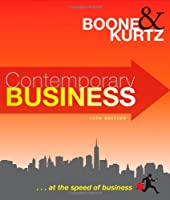 Contemporary Business, 14th Edition Front Cover