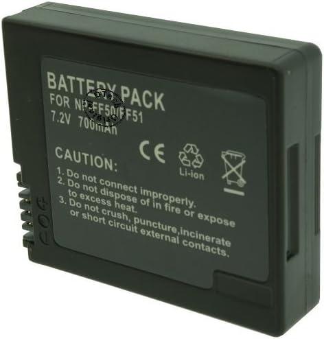 バッテリー SONY NP-FF51