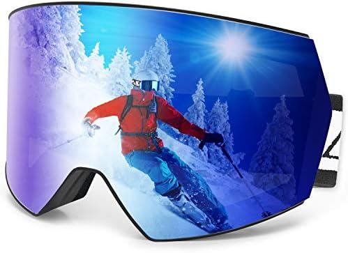Zacro Snowboard Goggles Anti Interchangeable product image