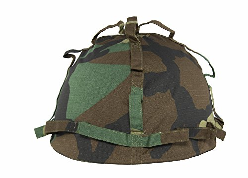- Camo Kids Helmet with Cover