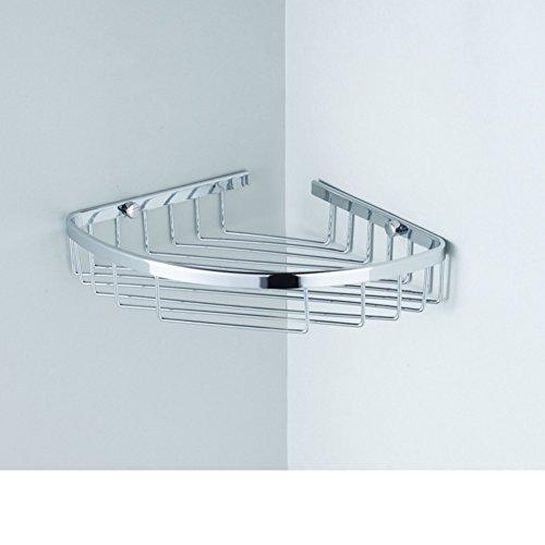 new Kitchen bathroom toilets/bathroom copper basket/Bathroom racks/Storage shelf/tripod mounted-A